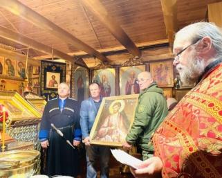 30 ЛЕТ РУКОПОЛОЖЕНИЯ ДУХОВНИКА КАЗАЧЕСТВА ПО ГОРОДУ СТАВРОПОЛЮ